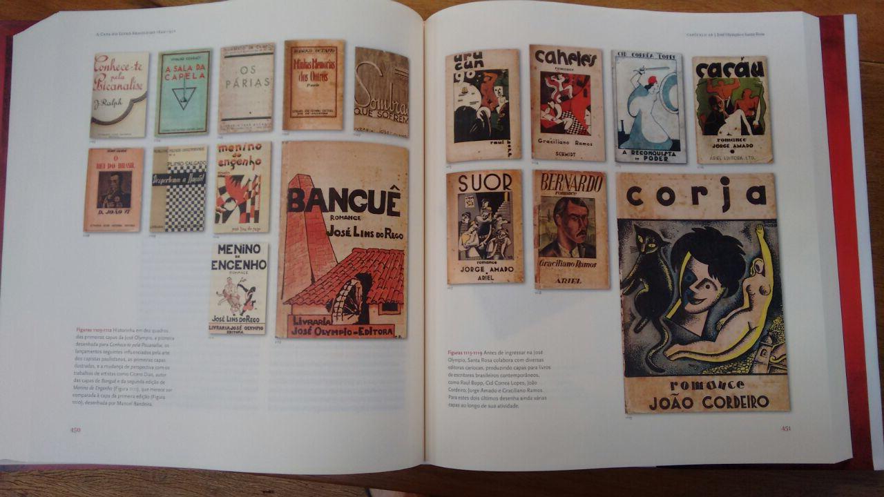 Capa do Livro Brasileiro - Página